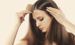 Увлажняющее масло для кончиков волос