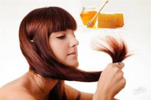 Увлажняющие маски для сухих кончиков волос: рецепты с медом