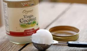 кокосовое масло для сухих кончиков волос