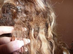 Почему путаются волосы в колтуны