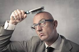 как на лысене отростить волос