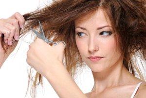 Что делать если волосы пушатся от влажности