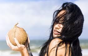 сделать кокосове  масло
