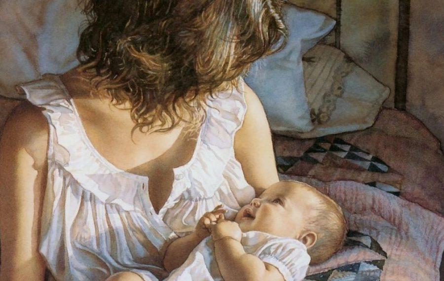 изменение структуры волос после родов
