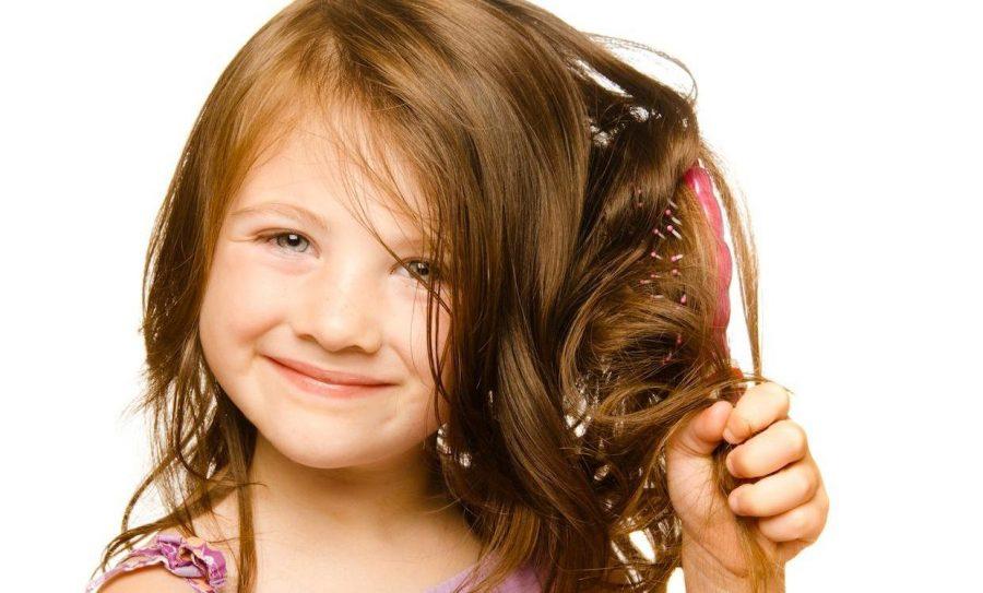 детские волосы в картинках