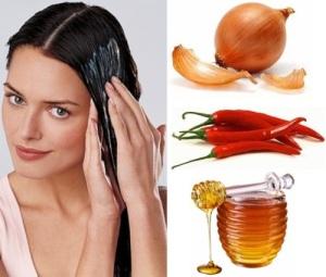 Рецепты масок от выпадения