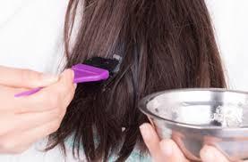маска от выпадения волос с желатином