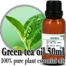 масло зеленого чая