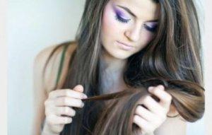 Уход за сухими волосами - домашние средства