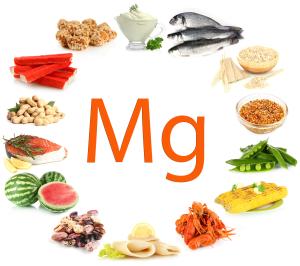 продукты, содержащие магний