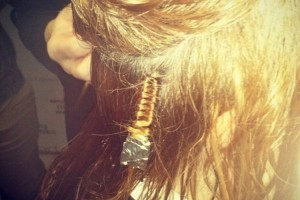 волосы на шпильке буст ап