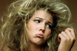Лечение волос от ломкости и сечения