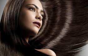 Натуральные средства для блеска волос