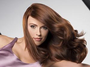 Красивые объемные волосы