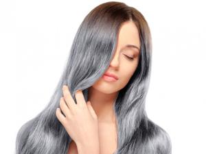 Проблема седых волос