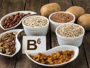 Необходимость витамина B6 для волос