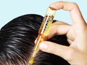 Ампулы для лечения волос