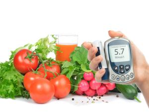 Соблюдение диеты при диабете