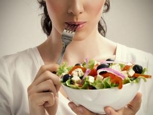 Правильное питание для здоровых волос